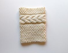 Cable Infinity Cowl ... by mindylewis678   Knitting Pattern