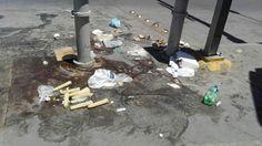 #Breves Centro de la ciudad de Torreón sucio http://ift.tt/2qwDpgg Entérese en #MNTOR.