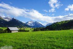 Valley walks in Kleinwalsertal Alpine Village, Walks, Hiking, Mountains, Nature, Travel, Voyage, Viajes, Traveling