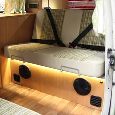 Rock and Roll Beds / Seating