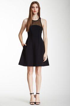 Black Label Delila Racerback Dress by Catherine Malandrino on @HauteLook
