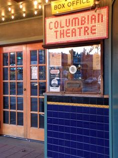 A second-run theater in Astoria with $4 tickets! Fun Activities, Oregon, Theater, Choices, Things To Do, Coast, Things To Make, Theatres, Teatro