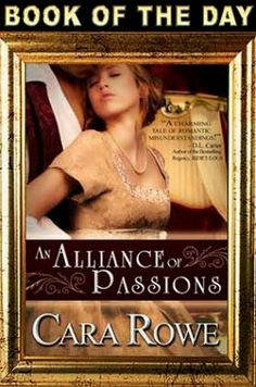 The eReader Cafe - Book of the Day, #kindle, #romance, #regency, #historical, #cararowe