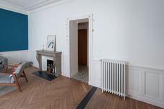 L'appartement de C&S    © Les Petites Architectures  Crédit Photo: Hervé Moine