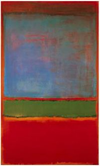 mark rothko - not much in a photo, but in person the depth is incredible Mark Rothko, Rothko Art, Edward Hopper, Abstract Painters, Abstract Art, Art Moderne, Art Plastique, Oeuvre D'art, Contemporary Paintings