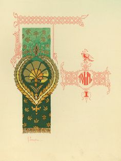 Ballet Illustration, Book Illustration, Illuminated Letters, Illuminated Manuscript, Old Church Slavonic, Church Icon, Russian Folk, Russian Style, Occult Symbols
