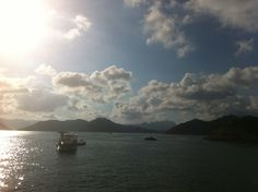 somewhere in sai Kung