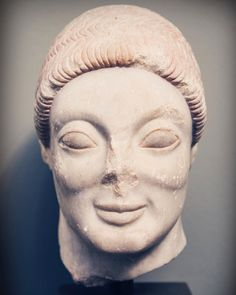 """NCG - Ny Carlsberg Glyptotek στο Instagram: """"Head of a Youth (""""The Rayet Head""""). This head is the first antiquity Carl Jacobsen ever acquired, in 1879. It belongs to a statue of a…"""""""