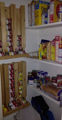 Can food storage!