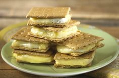 Frozen Pudding Sandwiches
