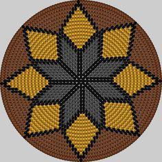 Worki mochilla i wayuu Mochila Crochet, Tapestry Crochet Patterns, Bag Pattern Free, Tapestry Bag, Native Beadwork, Crochet Purses, Crochet Chart, Knitted Bags, Beaded Embroidery