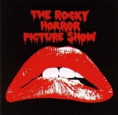 Costumes for all the Rocky Horror Picture Show characters. I think I'll dress up as Columbia