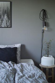 Ida-Marie - Inredning, Mode & Livsstil - Gästrummet är preppat Decor, Sheets, Bed, Furniture, Bedroom, Home Decor