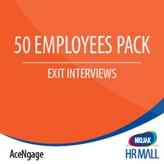 Niojak HR Mall | Exit Interviews for 21 to 50 Employees by AceNgage