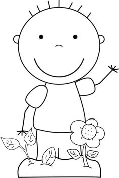 Earth Day Coloring Pages For Kids - http://fullcoloring.com/earth-day-coloring-pages-for-kids.html