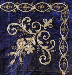 Buyer & Seller of Antique Lace, Fine Linens, Vintage Clothing, Haute Couture, Textiles, Fans: Antique Textiles