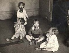 kids in creepy masks - Google Search