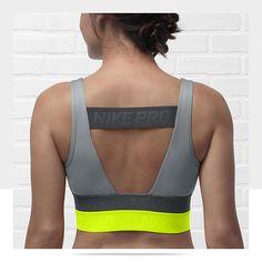 Nike Stacked Elastic Sports Bra