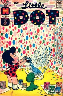 Little Dot was one of my favourite comic book characters
