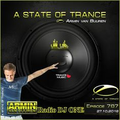 Radio DJ ONE (The Only Trance For You): Party in trance with Armin Van Buuren