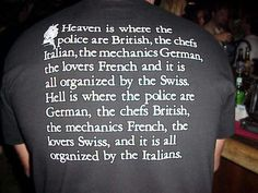 paradise and hell of European Union :)