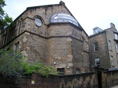 Beautiful building in Glasgow, Scotland