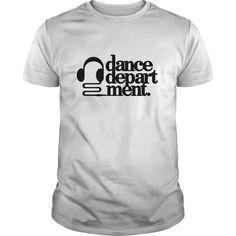 cool DANCE DEPARTMENT