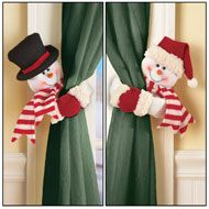 Find wreaths, holiday bedding, Santa collectibles and everything else you need to deck the halls with Christmas Decorations from Collections Etc. Snowman Christmas Decorations, Hanging Christmas Tree, Christmas Snowman, Winter Christmas, Christmas Stockings, Christmas Ornaments, Holiday, Red Mittens, Collections Etc