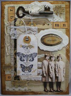 Anina papirčkalnica: Sisters