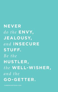 Words to live by. | Psst. There's more career advice and mentorship on…
