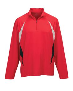 Mens Tri-Mountain Ultracool Pullover Shirt Tri mountain 653 #Ultracool #red #Jacket
