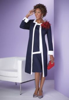 Ashro Fashions Summer 2013 Hannan Jacket Dress from ASHRO