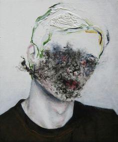 "Saatchi Art Artist: Antoine Cordet; Acrylic 2014 Painting ""APPLAUSE FOR YOUR MADNESS"" #art http://magazine.saatchiart.com/articles/artnews/saatchi-art-news/one-to-watch/antoine-cordet"