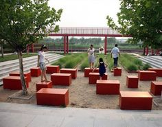 urban park design ideas - Google Search
