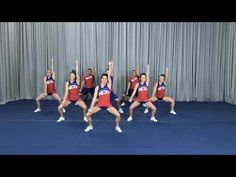 NCA 2018 Camp Cheer - Want to try it out but gonna fix a bit Uca Cheer Camp, Nca Cheer, Cheerleading Chants, Youth Cheer, Cheer Tryouts, Football Cheer, Cheer Coaches, Cheer Stunts, Varsity Cheer