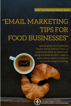 Podcast interview with a small business email marketing expert.