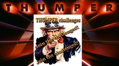 YOUTUBE THUMPER CHALLENGE Virtual Reality, Challenges, Youtube, Youtubers
