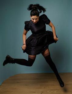 Sarah Silverman - Take This Waltz portrait session at the Toronto Film Festival, September 11th 2011