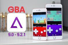 Download #GBA For #iOS Without Jailbreak