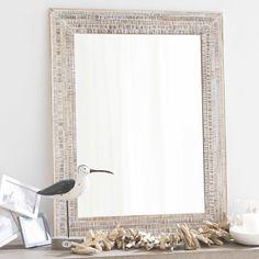 Specchio in mango H 90 cm OREGON