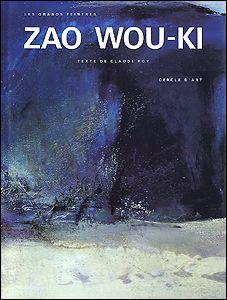 Zao Wou-Ki - Edition Cercle d'Art 1988