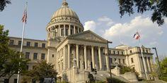 Mississippi State Capitol, Jackson