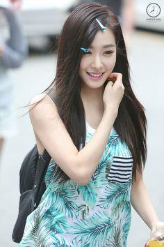 FY! GG Snsd Tiffany, Tiffany Hwang, Girls' Generation Tiffany, Girls Generation, Korean Girl, Asian Girl, Korean Bands, Yoona, Girl Power