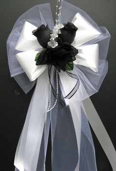 12 pew bows church decoration wedding bouquet bridal silk flower package lavender purple blue pink red black rosesanddreams