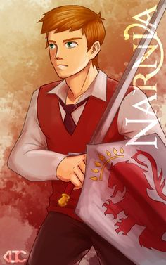 Narnia Characters: Peter by ElykRindon.deviantart.com on @DeviantArt