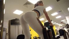 MICHELLE LEWIN Workout: Best Bootyblaster Ever