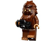 The new Monster Minifigs Collection Includes the First Lego Bigfoot