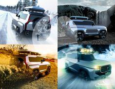 Volvo Escapist concept by Roberto Acedera Jr. Jeep Cherokee Srt8, Car Sketch, Top Cars, Mobile Design, Concept Cars, Motor Car, Volvo, Offroad, Super Cars