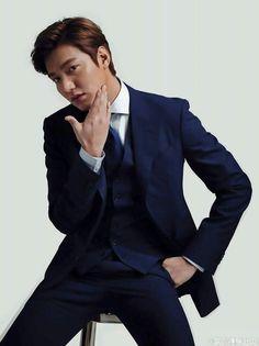 Lee Min Ho for LG China.
