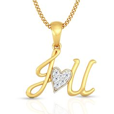 heart shape pendant is the most stylish way to express your emotion, it is studded with certified diamond.Order at Ring Designs, Valentine Gifts, Heart Shapes, Diamond Jewelry, Fashion Jewelry, Gold Necklace, Pendants, India, Stylish
